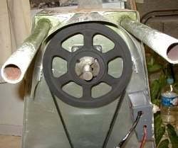 Construire un tour lectrique par alain duroudier smart - Fabriquer un tour de potier ...