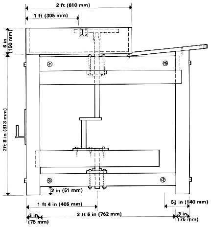 Construire un tour pied smart conseil toute la c ramique - Fabriquer un tour de potier ...
